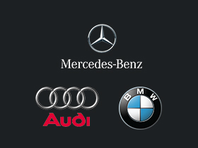 Mercedes benz, Audi and BMW service centre