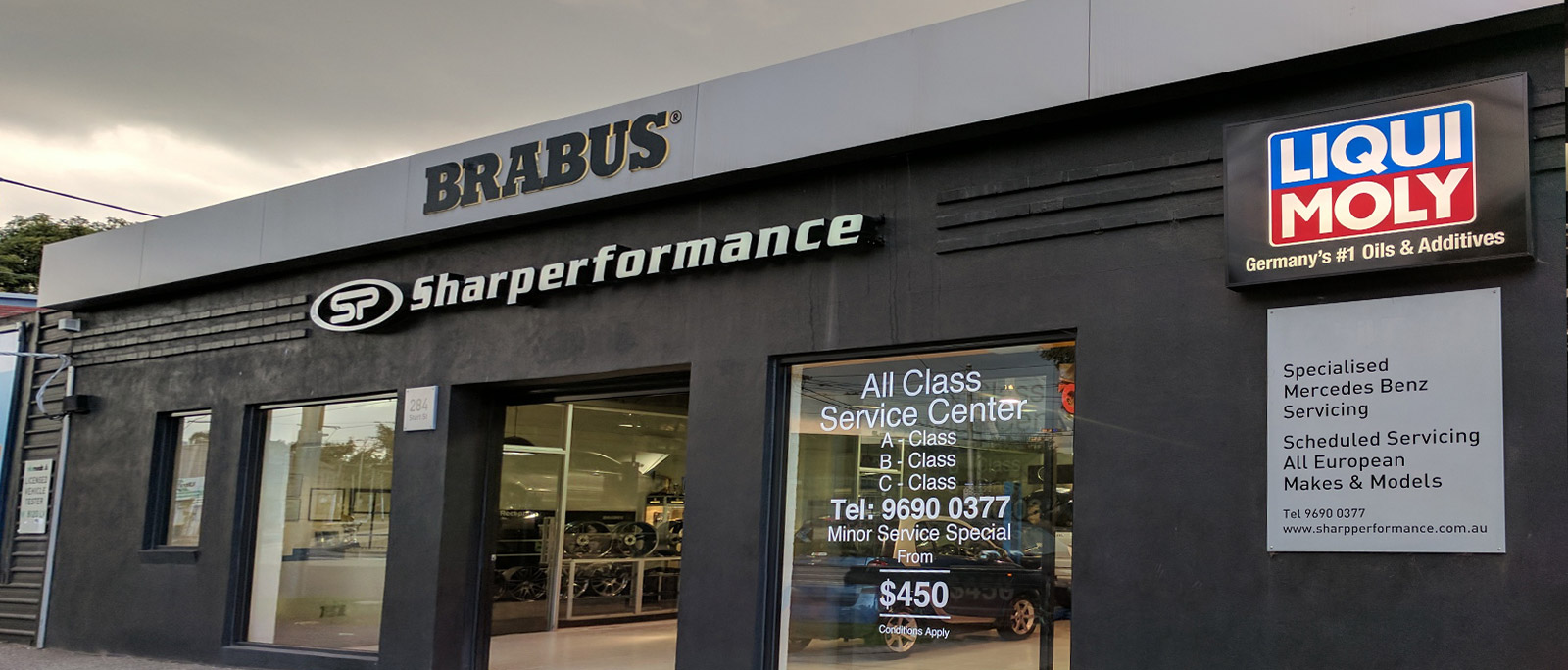 Mercedes benz bmw audi car repair service center for Mercedes benz rockville centre service